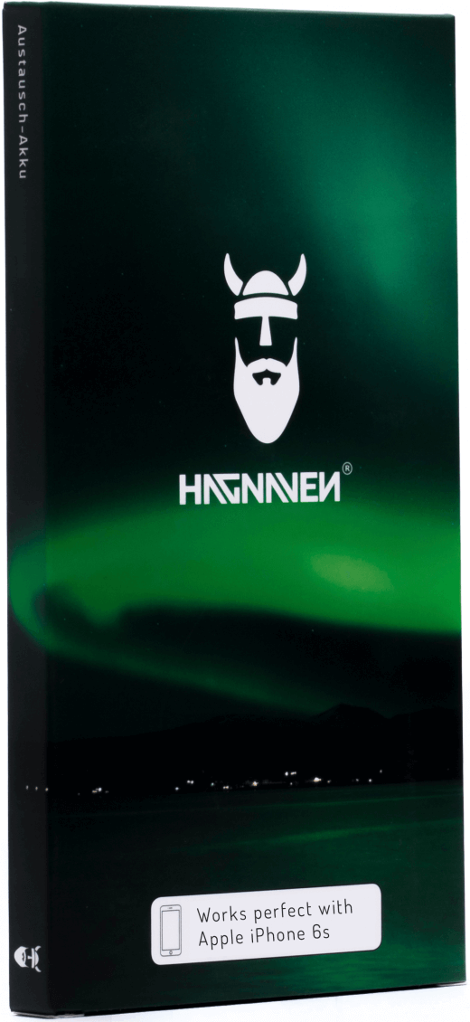 Hagnaven battery for iPhone 6s