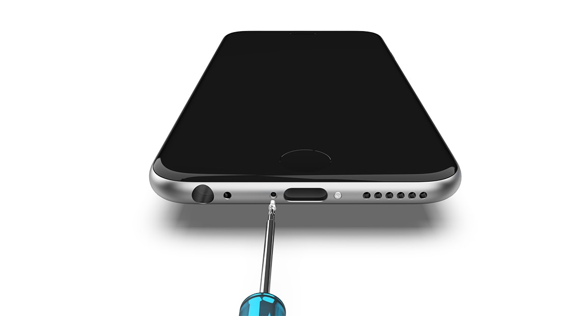 come cambiare la batteria al apple iphone 6