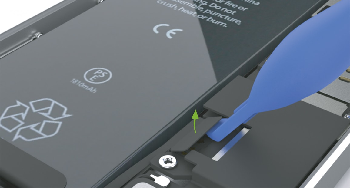 iPhone 5 Notice pour échanger la batterie