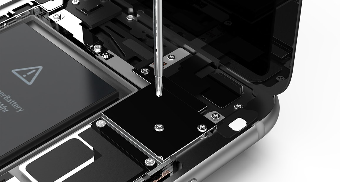 come fare per cambiare la batteria apple iphone 6