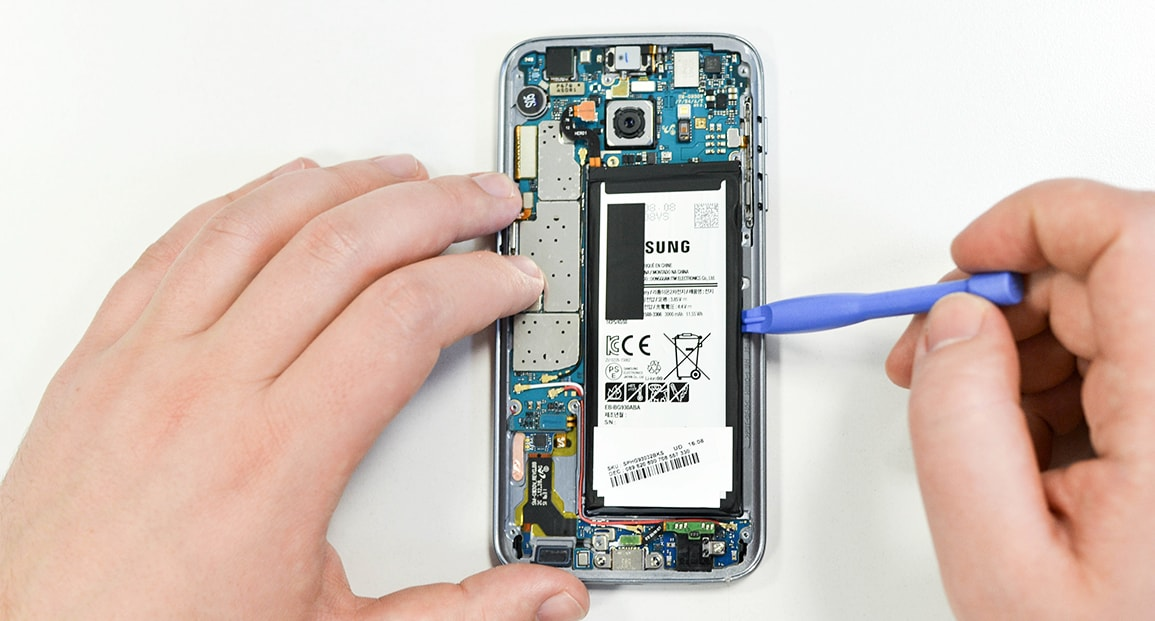 Monter la batterie du Samsung Galaxy S7