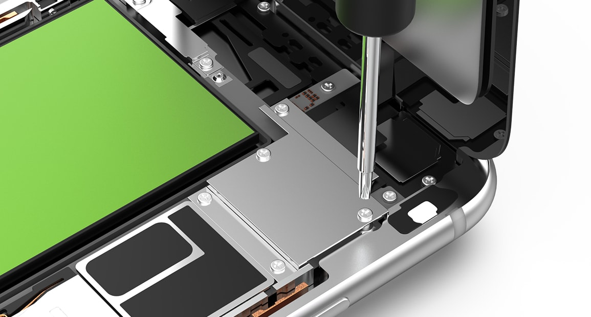 iPhone 6s Plus Batterie ersetzen
