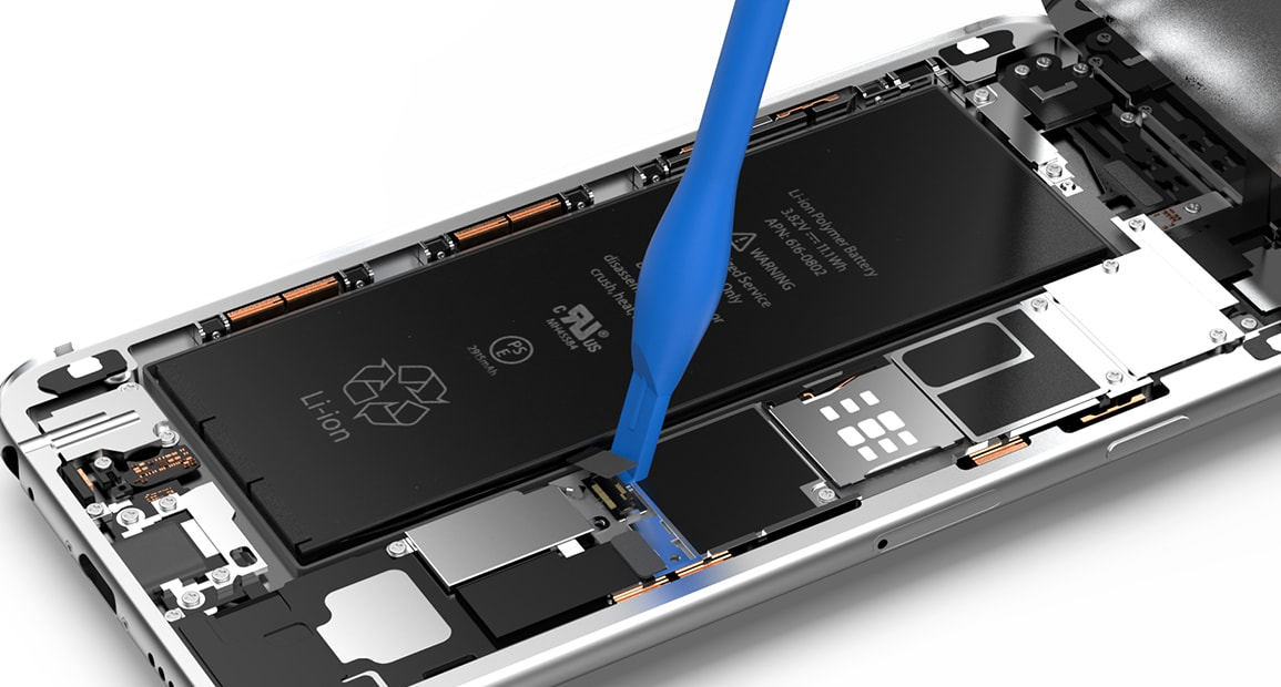 Apple iPhone 6 Plus Changer la batterie