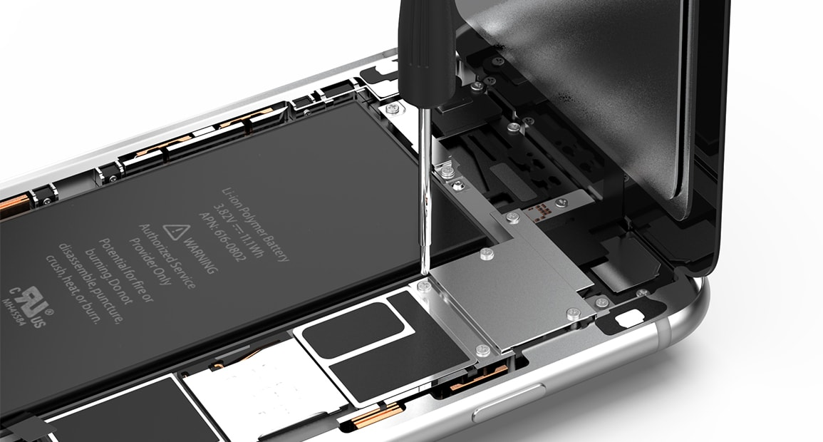 iPhone 6 plus Remplacer la batterie