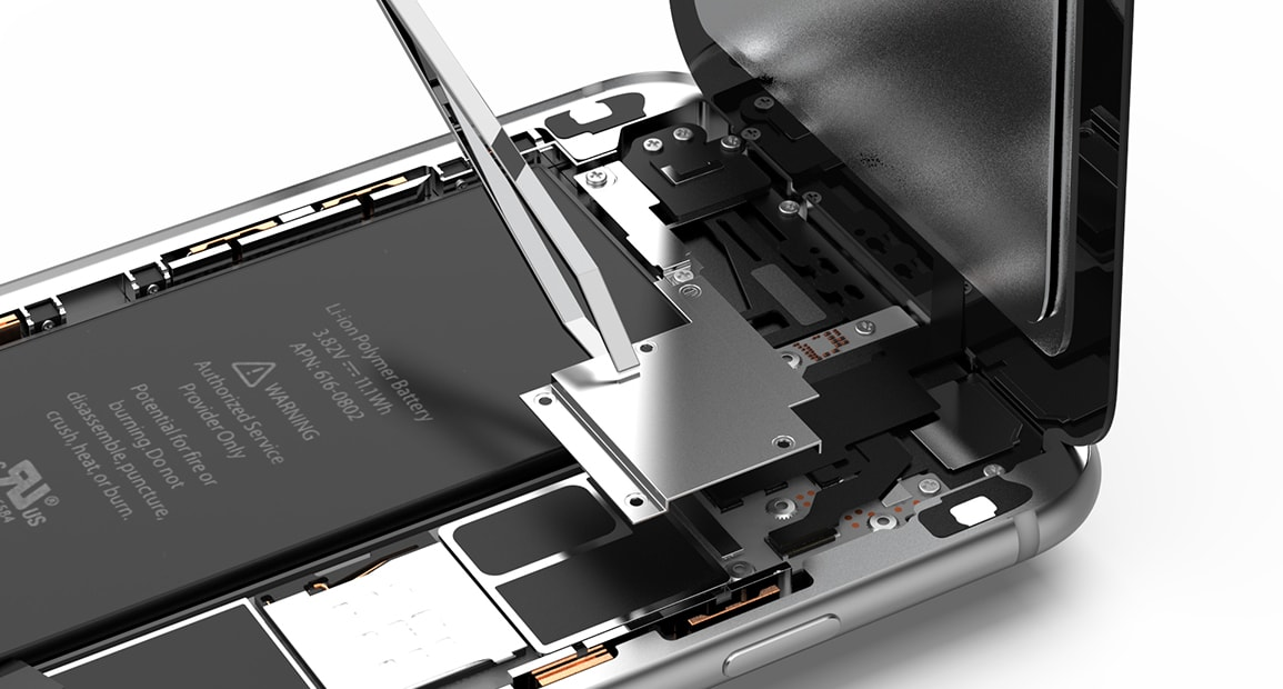 Changer la batterie de l'iPhone 6 Plus