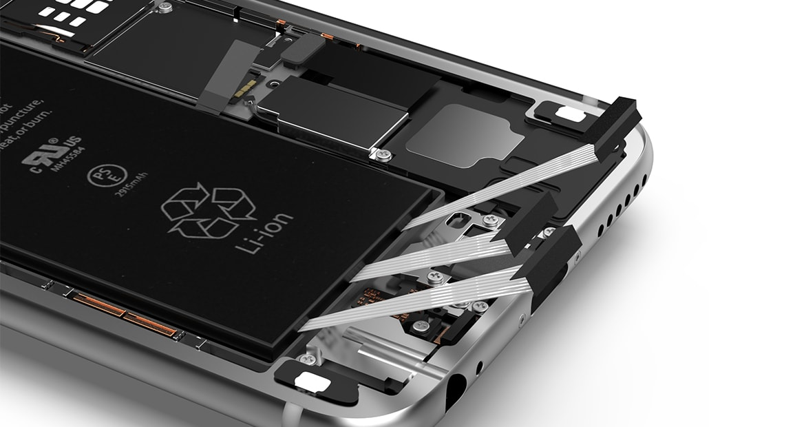 iPhone 6s Plus changer la batterie