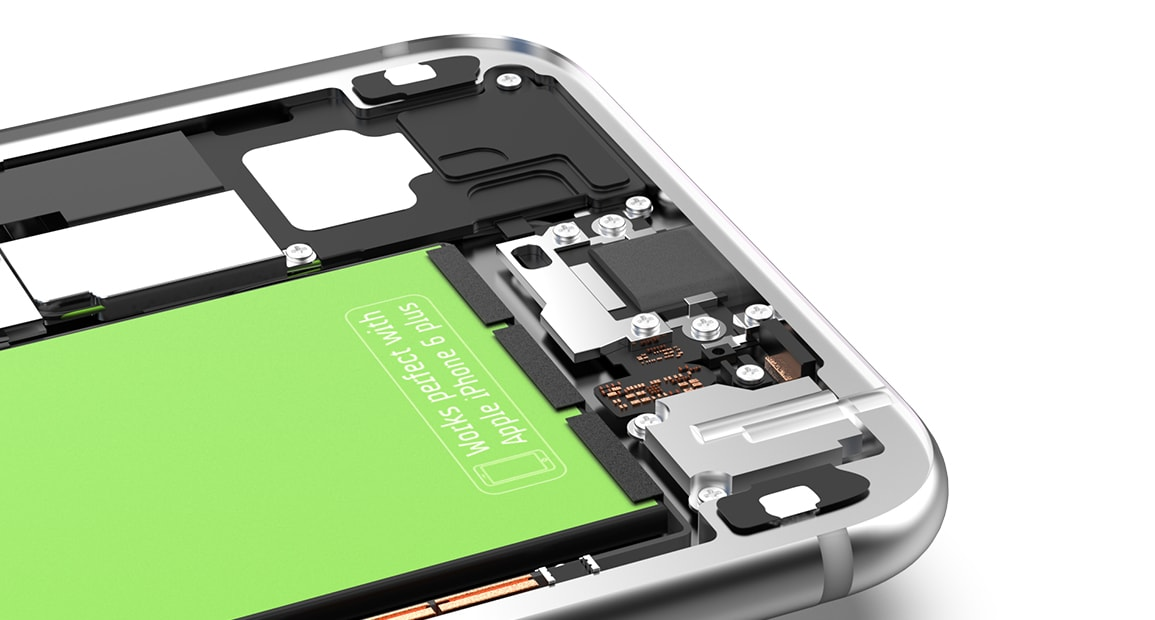 iPhone 6 Plus Echanger soi-même la batterie