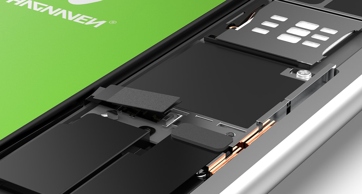 iPhone 6s Plus Batterie Hagnaven Notice de montage